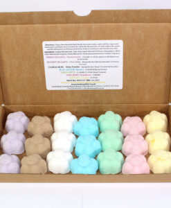 bath bombs mixed scents of 70 x 10 g